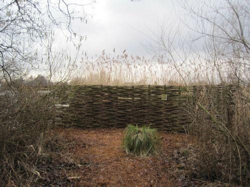 Voorbeeld van vogelscherm
